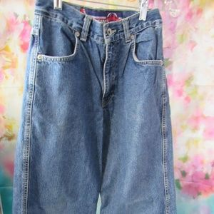 JNCO Jeans ~ Size 12 ~ PLEASE NOTE FRAYED BOTTOMS